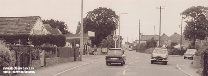 Looking down the road in 1964