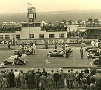 Goodwood race startline