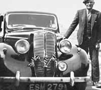 1938/1939 Minx seen in 1953