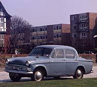 A 1962 or 1963 Series IIIC Minx