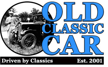 Old Classic Car header