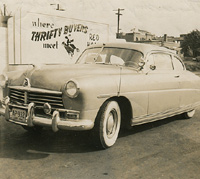 1948 Hudson Club Coupe in Ohio