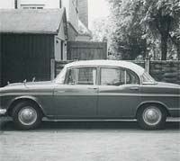 Side view of the Humber Hawk