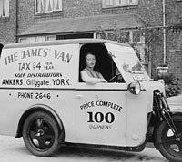 A new James Handyvan