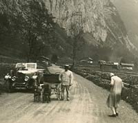 1927/1928 Lagonda tourer