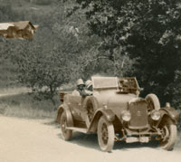 Lagonda 14/60 tourer