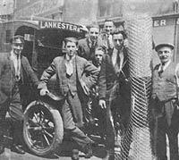 Lankester & Son, Southampton lorry