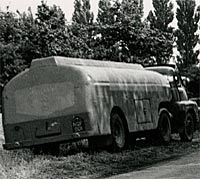 The 1952 Bedford S-Type at Rush Green Motors
