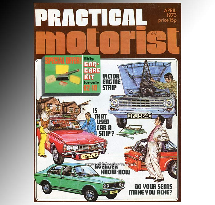 Practical Motorist magazine in April 1973
