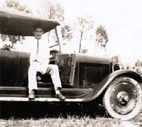 1922 Maxwell automobile
