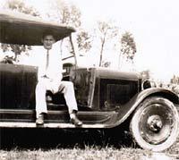 1922 Maxwell automobile