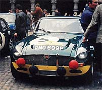 Front view of the MGC