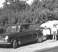 Mk3 Mini car