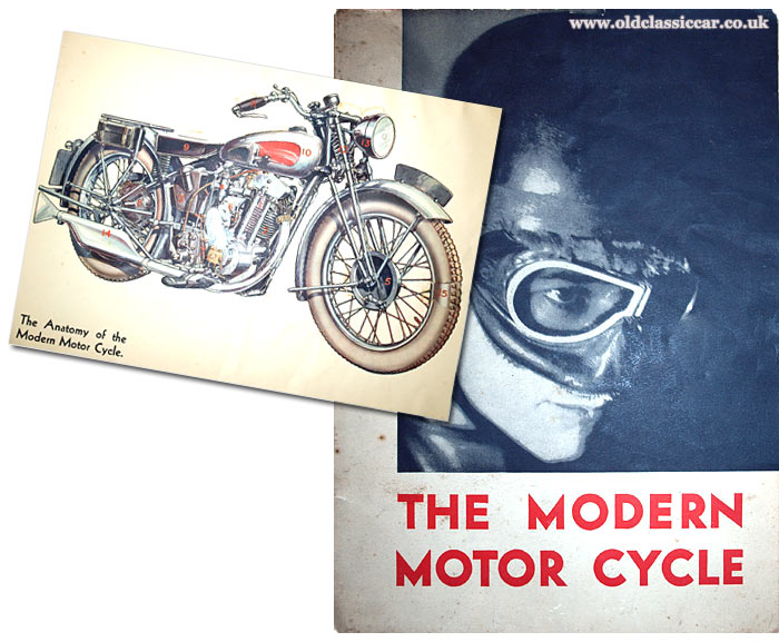 The Modern Motorcycle by Shell