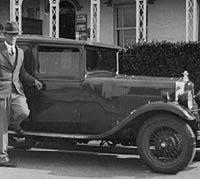 1931 Morris Oxford LA