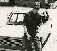 4 door Morris 1100