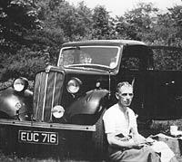 1938 Morris 8 Series 2