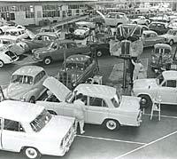 BMC service facility