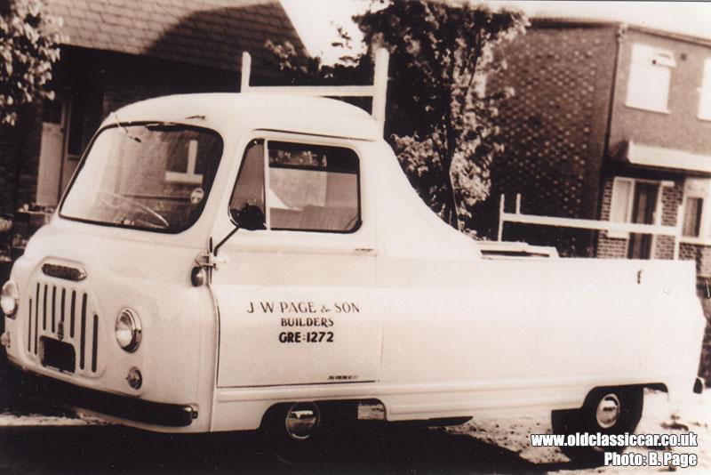 Mini Cooper Warranty >> 1959_Morris_J2_Pickup