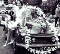 1954 Minor four-door saloon