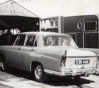 1960 Morris Oxford Series 5