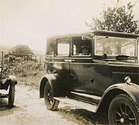 1928 Morris Oxford saloon