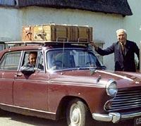 1965 Morris Oxford