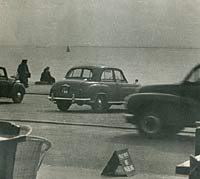 Another Series 2 Morris, at the seaside