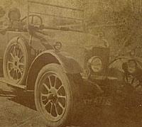 1924 Morris tourer