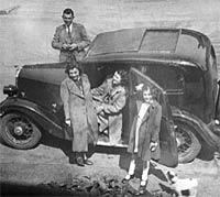 Morris 8 in WW2
