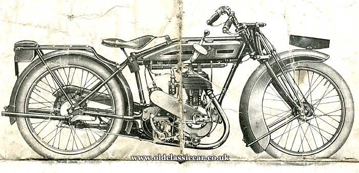 1924 Matchless L3