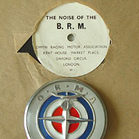 Noise of the BRM V16 record