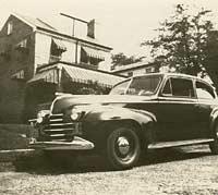 Oldsmobile Series 60 saloon car