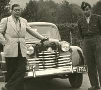 Opel with the FFA in Germany