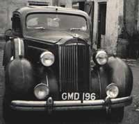 A 137 Packard One-Twenty in the UK