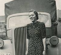 Opel Blitz 3-ton truck in WW2
