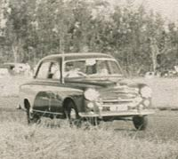 Another 403 at the Roy Hesketh Circuit in 1959