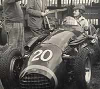 Dennis Poore sat in Connaught A-Type A4