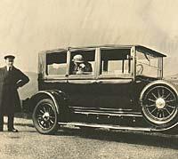 Renault 40CV limousine saloon