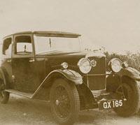 1932 Riley