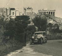 Rolls-Royce and the Parthenon