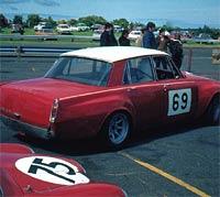 Kirkistown circuit, 1972