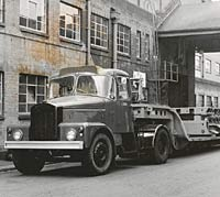 Scammell Highwayman artic