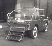 RAF Land Rover