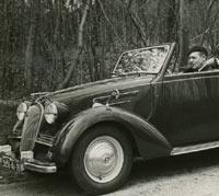 Simca Cabriolet photograph