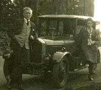1928 Singer Junior saloon