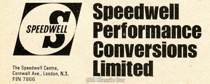 Speedwell Performance Conversions