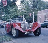 Front view of DMP 219