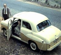 Standard Super 10 in Australia, 1960