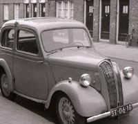 A post-war Standard 8